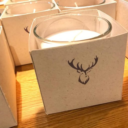 Wedding Favours Woodland Box Inner