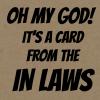 Oh my God! Card